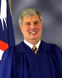 New Associate Justice Colin WInchester